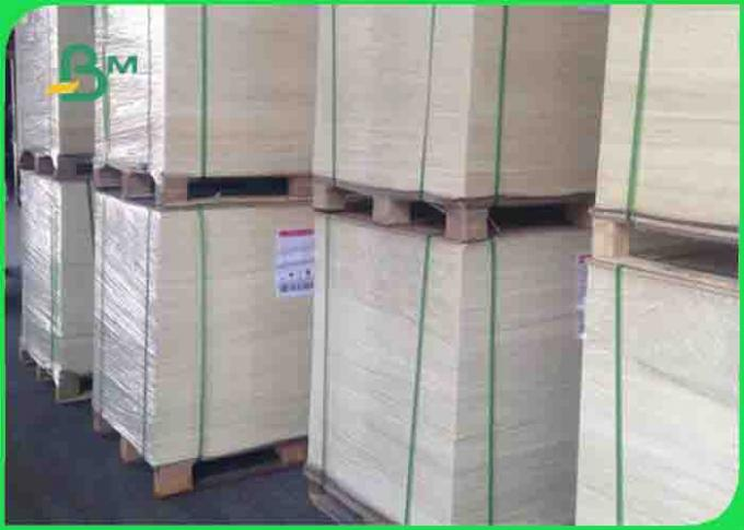 60 70 80g cream/yellow woodfree offset paper for book printing