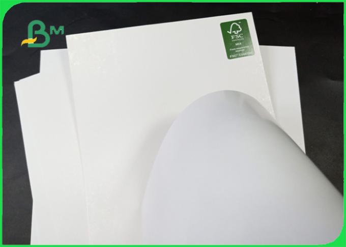 Wieght 300gsm & 400gsm Good Tear Resistance Cardboard Paper For Food Packaging Boxes