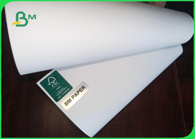 One Side Coated Glossy surface smoothness 300gsm C1S Art Paper for box