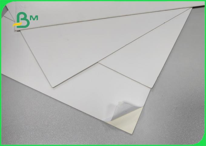 FSA 100% Vigrin Pulp Cellulose White Color Cardboard High Bulk 1.0mm 2mm