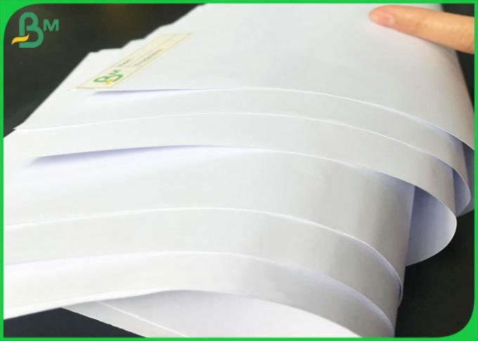 Food Grade UWF Virgin Woodfree Paper 80 gsm to 120 gsm OBA free Reels size 40""