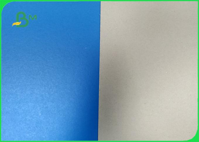 1.2mm 1.4mm black / blue / green lacquered soild paperboard for storage box