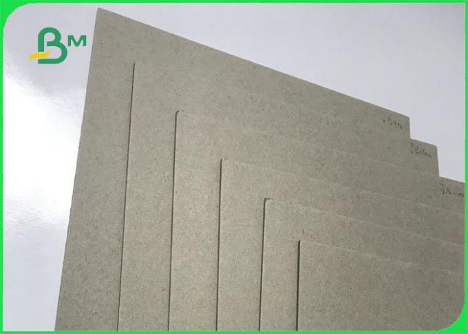 0.8mm 0.9mm 1.2mm 1.6mm 700 * 1000mm In Sheet Gray Carton For Packages Boxes
